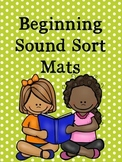 Beginning Sound Sort Mats
