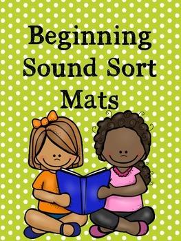Beginning Sound Sort Mats