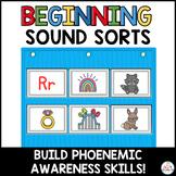 Beginning Sound Sorts