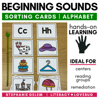 Beginning Sounds: Sorts