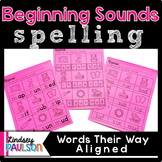 Beginning Sound Spelling