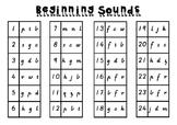 Beginning Sound Stamping