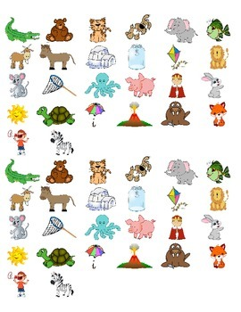 Beginning Sound Stickers