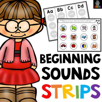 Beginning Sound Strips