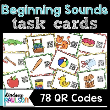 Beginning Sound QR Code
