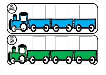 Beginning Sound Trains