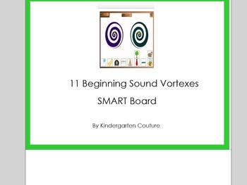 Beginning Sound Vortexes