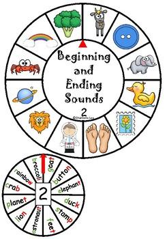Beginning Sound - Wheels