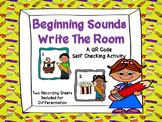 Beginning Sound Write The Room