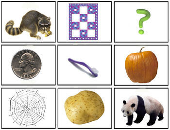 Beginning Sound and Letter Cards