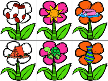 Beginning Sound and Letter Recognition Activity