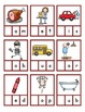 Beginning Sounds Clip Game