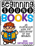 Beginning Sounds Interactive Books