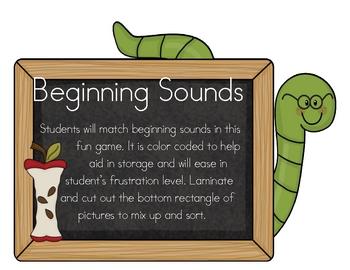 Beginning Sounds 2