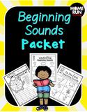 Beginning Sounds Packet