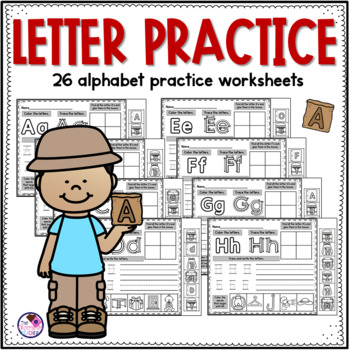Alphabet Letters Beginning Sounds Printables