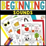 Beginning Sound Worksheets