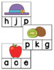 Beginning Sounds- 3 Levels of Clip Cards