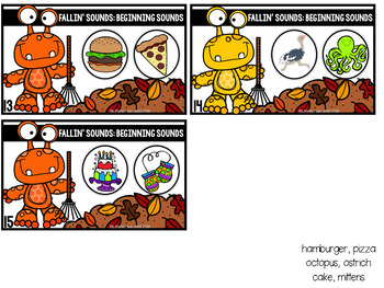 Beginning Sounds {A Working With Words Center}