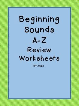 Beginning Sounds A-Z