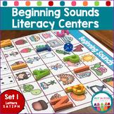 Beginning Sounds Activities | SATIPN
