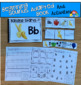 Beginning Sounds Adapted Books And Activities Bundle