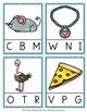 Beginning Sounds Alphabet Clip Cards