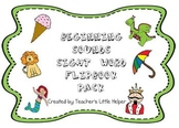 Beginning Sounds Sight Word Flipbook Pack