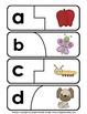 Beginning Sounds Alphabet Match-Up (Lowercase)