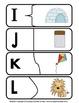 Beginning Sounds Alphabet Match-Up (Uppercase)