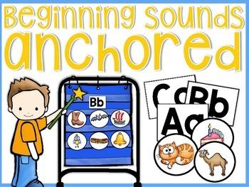 Beginning Sounds Anchored