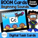 Beginning Sounds Phonics Boom Cards | Digital Task Cards