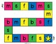 Free Download! Beginning Sounds Board Game: m,s,f,b