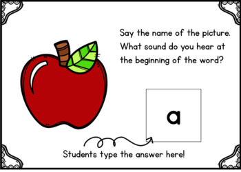 Beginning Sounds BOOM Cards {Digital Task Cards}
