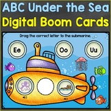 Beginning Sounds Boom Cards Alphabet Letter Sounds Distanc