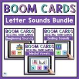 Beginning Sounds Boom Cards - BUNDLE