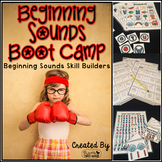 Beginning Sounds Boot Camp