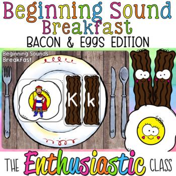 Beginning Sounds Breakfast