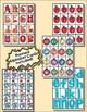 Beginning Sounds Cards - Ultimate Pack of 278 5x7 cards! V