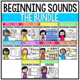 Beginning Sounds Centers and Activities