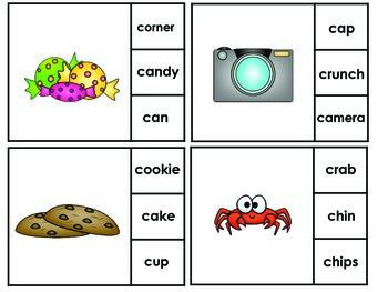 Alphabet Clip It Center