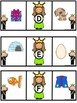 Beginning Sounds Clip Cards Princess And The Pea