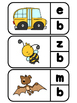 Beginning Sounds Clip-It Activity (lowercase) - FREEBIE!