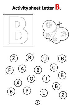 Alphabets Fun Coloring Book