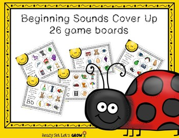 Beginning Sounds Cover Up