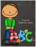 Beginning Sounds/Decoding CVC