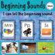 Beginning Sounds Digital Activity for Google Slides