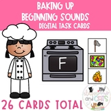 Beginning Sounds Digital Task Distance Learning | Boom Cards™
