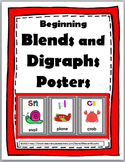 Blends and Digraphs Charts - Phonics Charts