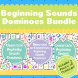 Beginning Sounds Dominoes Bundle